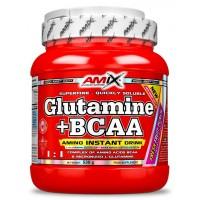 GLUTAMINA + BCAA - 500G