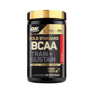 GOLD STANDARD BCAA TRAIN+ SUSTAIN - 266G